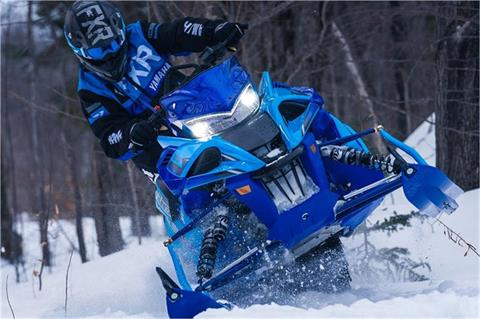2020 Yamaha Sidewinder B-TX LE 153 in Dimondale, Michigan - Photo 3