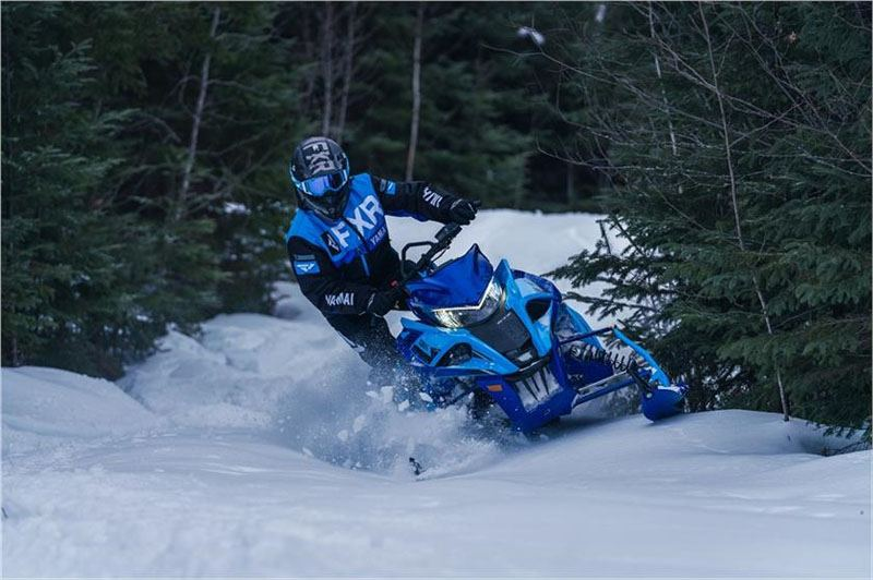 2020 Yamaha Sidewinder B-TX LE 153 in Tamworth, New Hampshire - Photo 4
