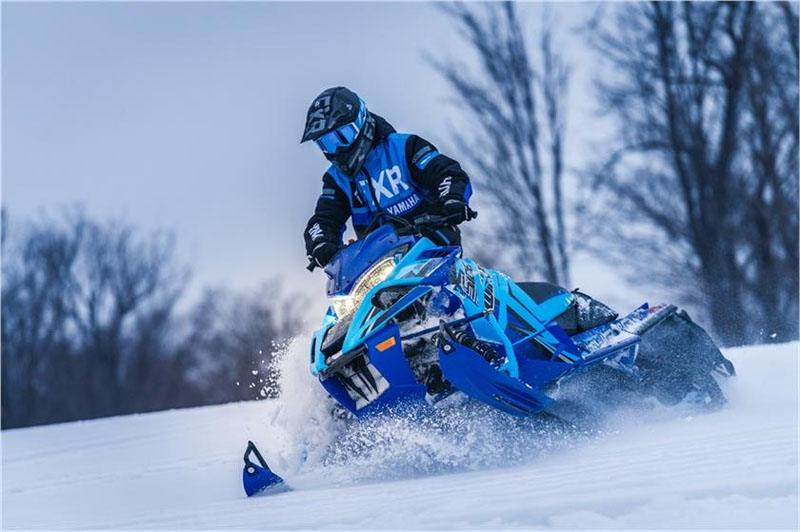 2020 Yamaha Sidewinder B-TX LE 153 in Dimondale, Michigan - Photo 7