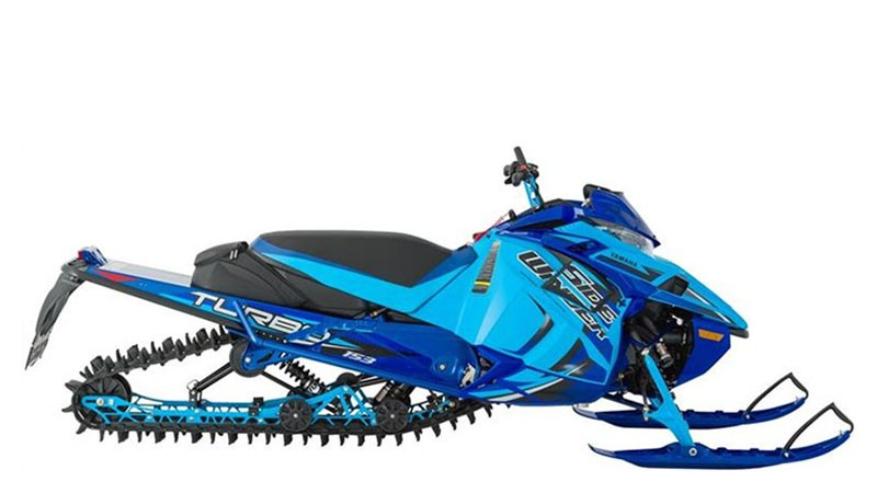 2020 Yamaha Sidewinder B-TX LE 153 in Tamworth, New Hampshire - Photo 1