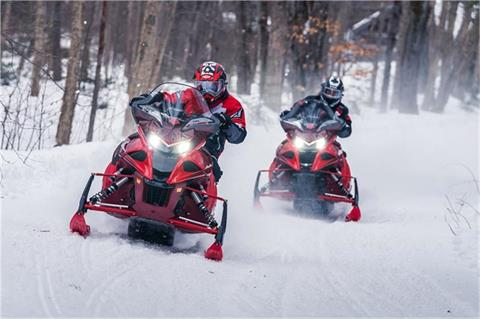 2020 Yamaha Sidewinder L-TX GT in Escanaba, Michigan