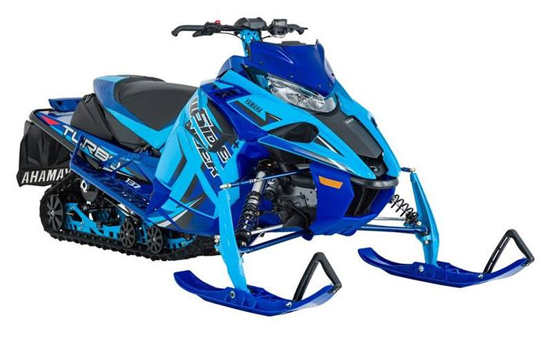 2020 Yamaha Sidewinder L-TX LE in Escanaba, Michigan - Photo 3