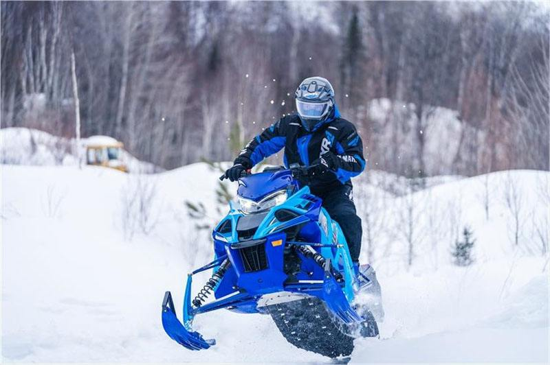 2020 Yamaha Sidewinder L-TX LE in Johnson Creek, Wisconsin - Photo 9