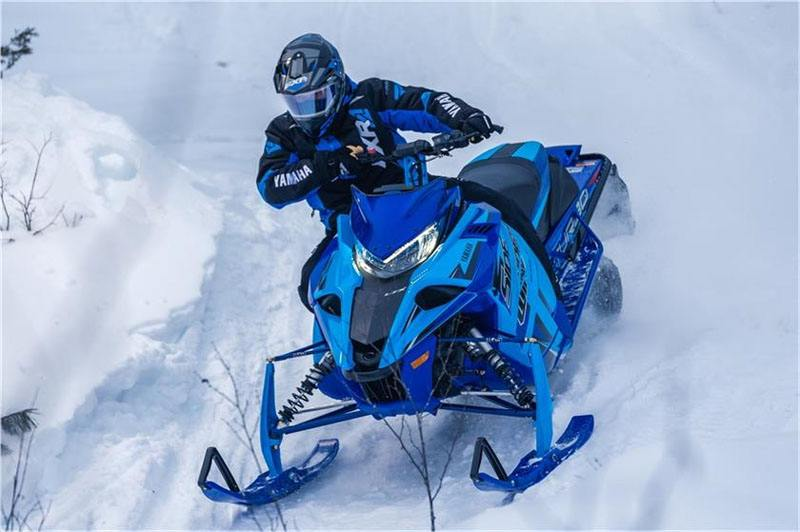 2020 Yamaha Sidewinder L-TX LE in Escanaba, Michigan - Photo 10