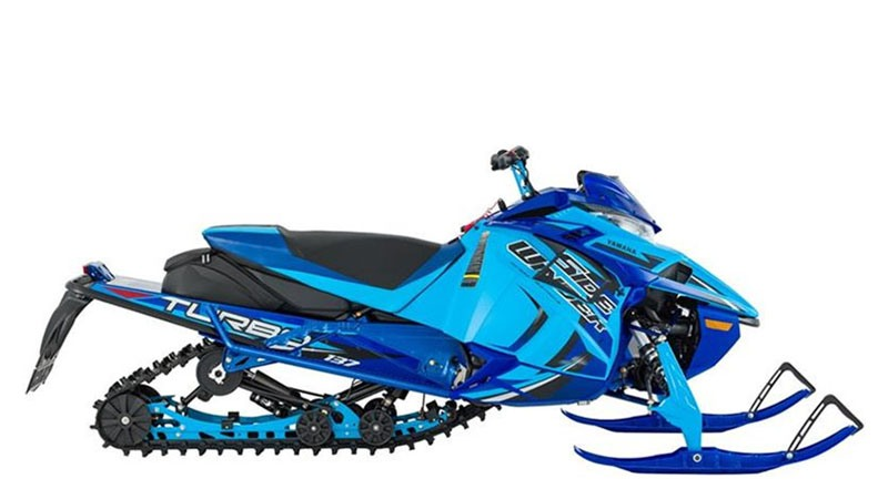 2020 Yamaha Sidewinder L-TX LE in Janesville, Wisconsin - Photo 1