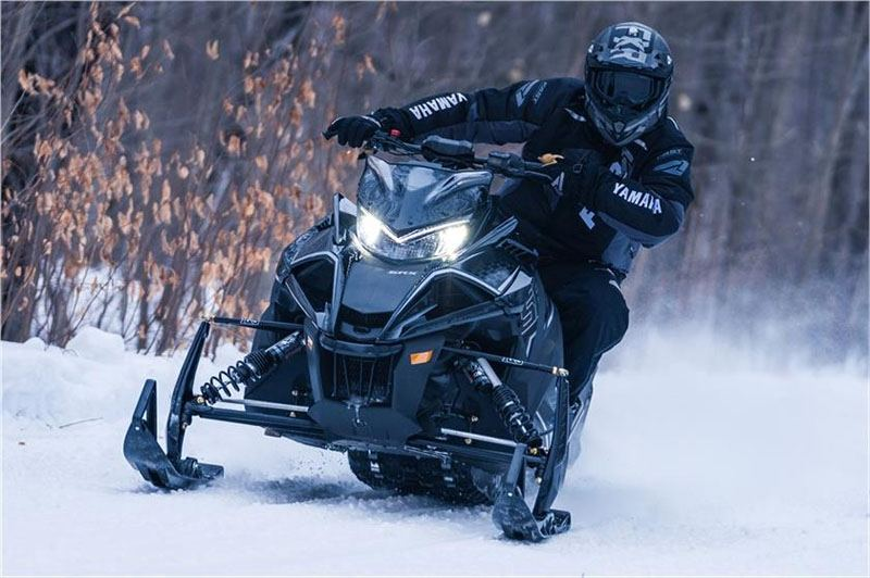 2020 Yamaha Sidewinder SRX LE in Trego, Wisconsin - Photo 3