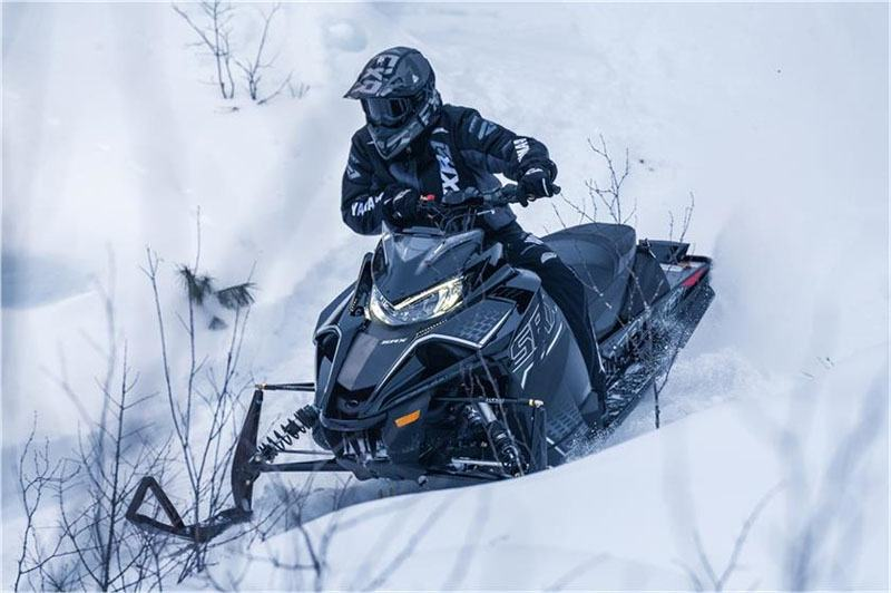 2020 Yamaha Sidewinder SRX LE in Johnson Creek, Wisconsin - Photo 4