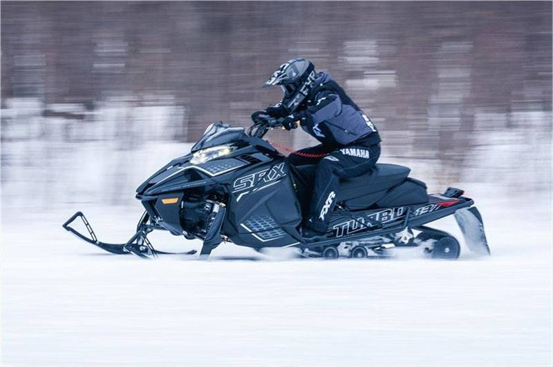 2020 Yamaha Sidewinder SRX LE in Trego, Wisconsin - Photo 6
