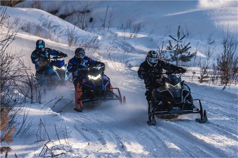 2020 Yamaha Sidewinder SRX LE in Trego, Wisconsin - Photo 7