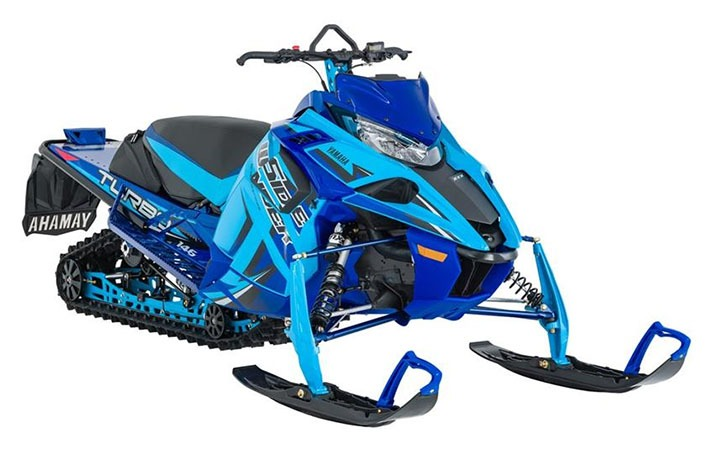 2020 Yamaha Sidewinder X-TX LE 146 in Tamworth, New Hampshire - Photo 3