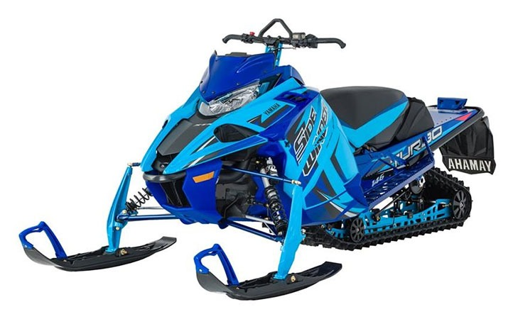 2020 Yamaha Sidewinder X-TX LE 146 in Escanaba, Michigan - Photo 4