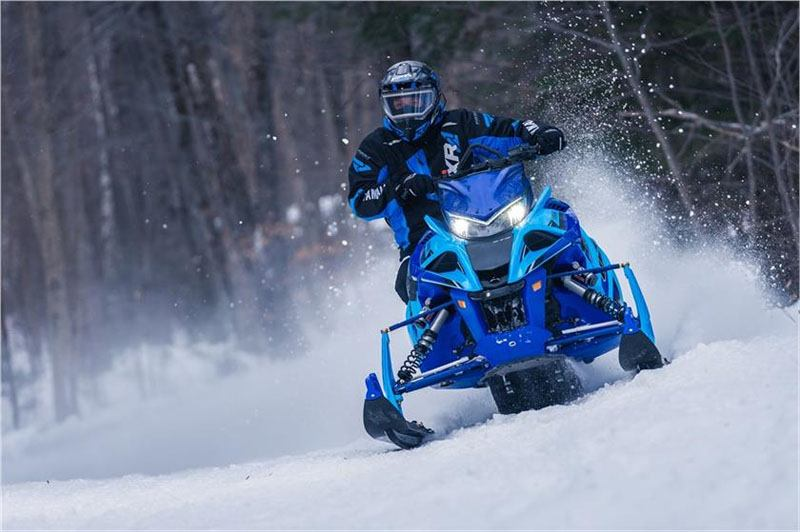 2020 Yamaha Sidewinder X-TX LE 146 in Francis Creek, Wisconsin - Photo 5