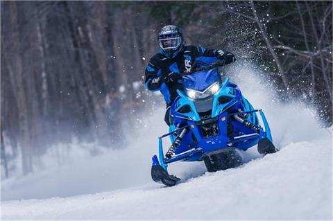 2020 Yamaha Sidewinder X-TX LE 146 in Escanaba, Michigan - Photo 5