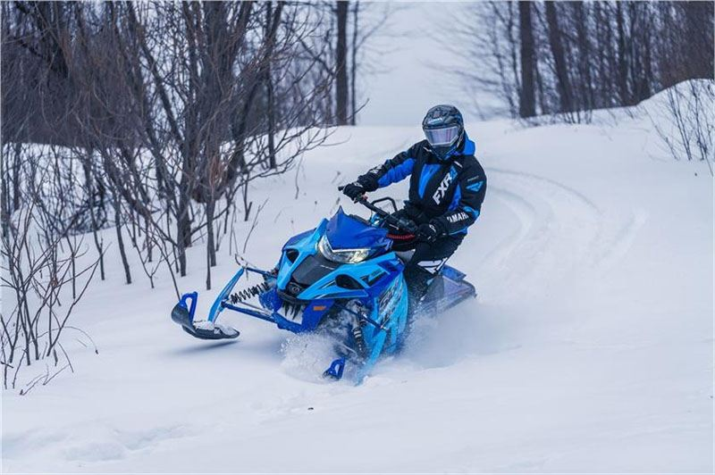2020 Yamaha Sidewinder X-TX LE 146 in Francis Creek, Wisconsin - Photo 9
