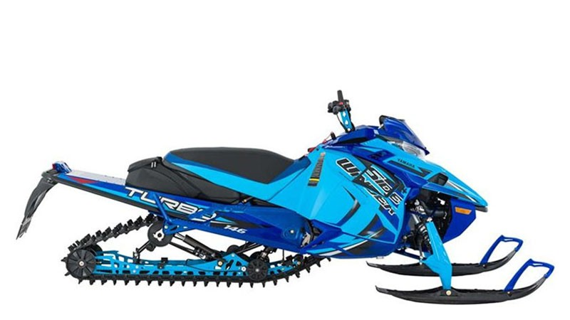 2020 Yamaha Sidewinder X-TX LE 146 in Escanaba, Michigan - Photo 1