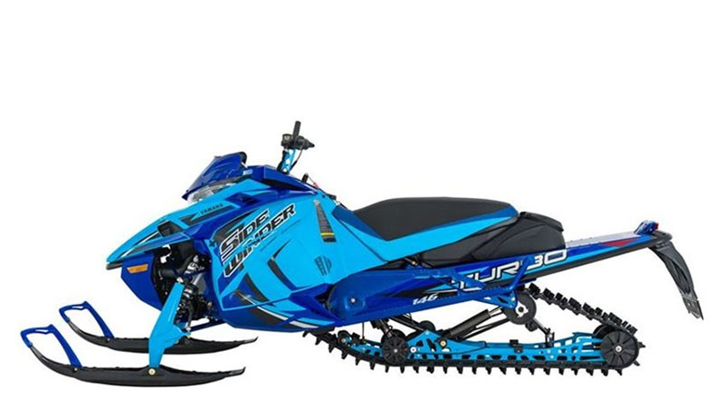 2020 Yamaha Sidewinder X-TX LE 146 in Francis Creek, Wisconsin - Photo 2