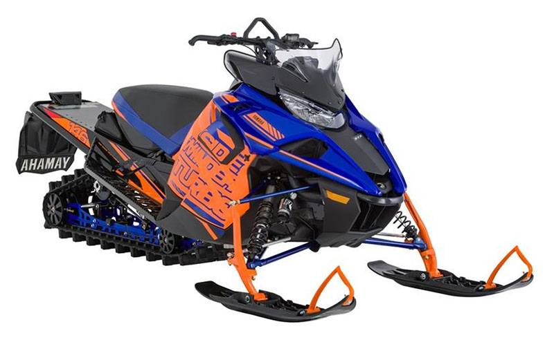 2020 Yamaha Sidewinder X-TX SE 146 in Tamworth, New Hampshire - Photo 3