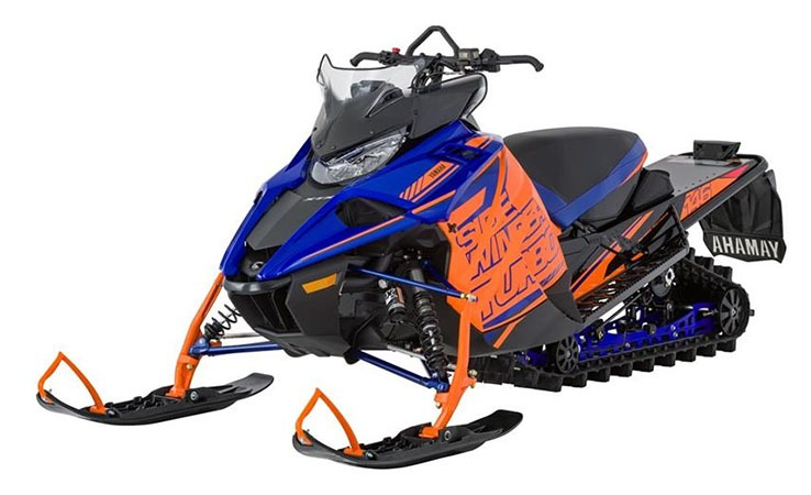 2020 Yamaha Sidewinder X-TX SE 146 in Ebensburg, Pennsylvania - Photo 4