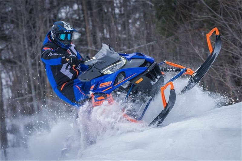 2020 Yamaha Sidewinder X-TX SE 146 in Escanaba, Michigan