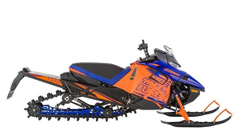 2020 Yamaha Sidewinder X-TX SE 146 in Derry, New Hampshire - Photo 1
