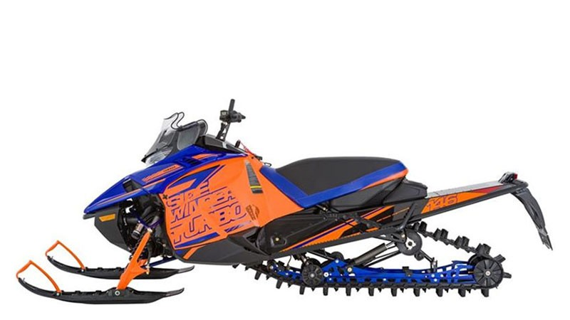 2020 Yamaha Sidewinder X-TX SE 146 in Philipsburg, Montana - Photo 2