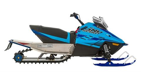 2020 Yamaha SnoScoot ES in Saint Johnsbury, Vermont