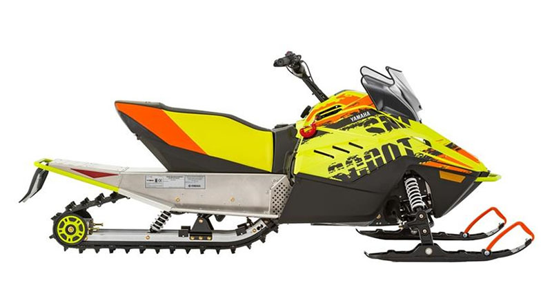 2020 Yamaha SnoScoot ES in Escanaba, Michigan