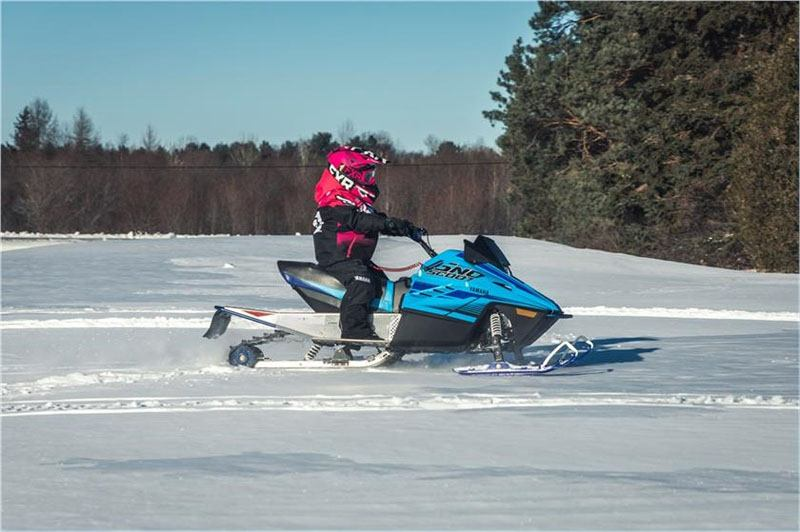 2020 Yamaha SnoScoot ES in Speculator, New York - Photo 4