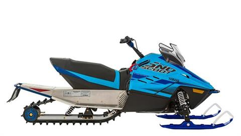 2020 Yamaha SnoScoot ES in Speculator, New York - Photo 1