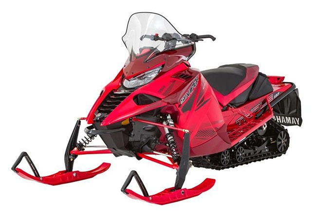 2020 Yamaha SRViper L-TX GT in Mio, Michigan - Photo 4