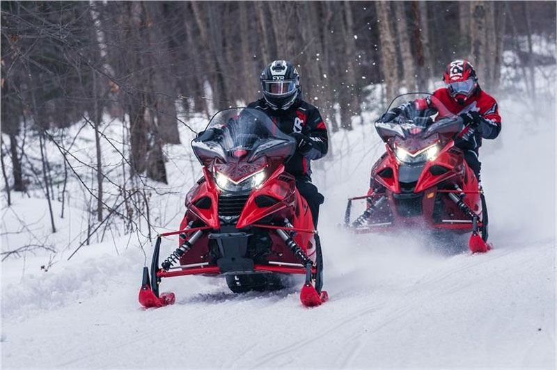 2020 Yamaha SRViper L-TX GT in Saint Helen, Michigan - Photo 8
