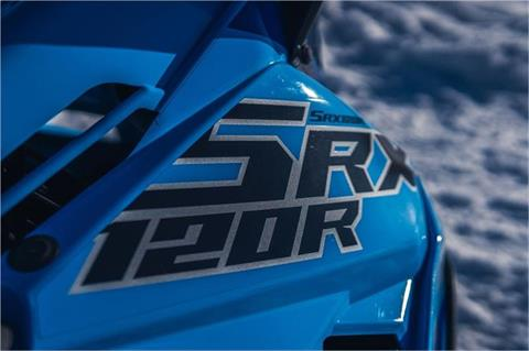 2020 Yamaha SRX120R in Dimondale, Michigan - Photo 5