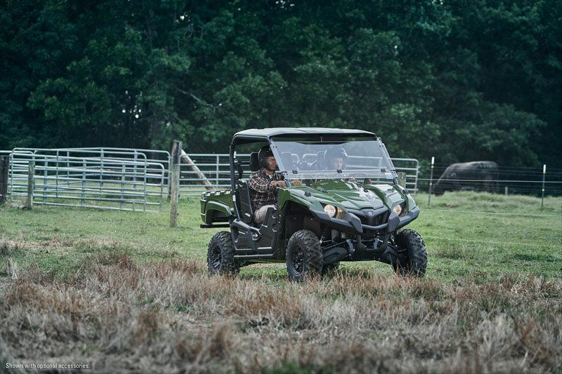 2020 Yamaha Viking EPS in Eden Prairie, Minnesota - Photo 4