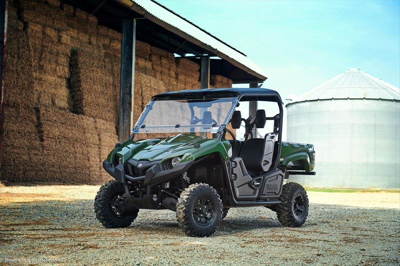 2020 Yamaha Viking EPS in Spencerport, New York - Photo 9