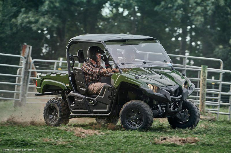 2020 Yamaha Viking EPS in Santa Clara, California - Photo 3