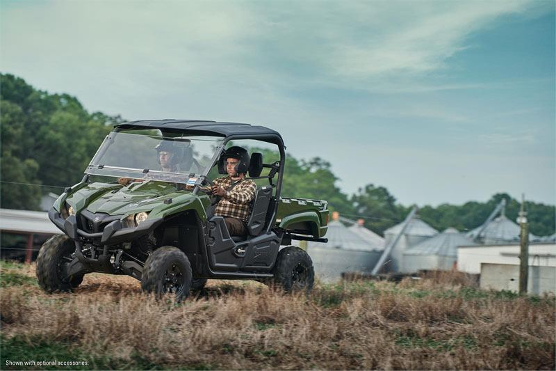 2020 Yamaha Viking EPS in Allen, Texas - Photo 5