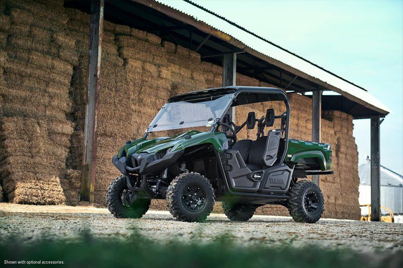 2020 Yamaha Viking EPS in Santa Clara, California - Photo 12