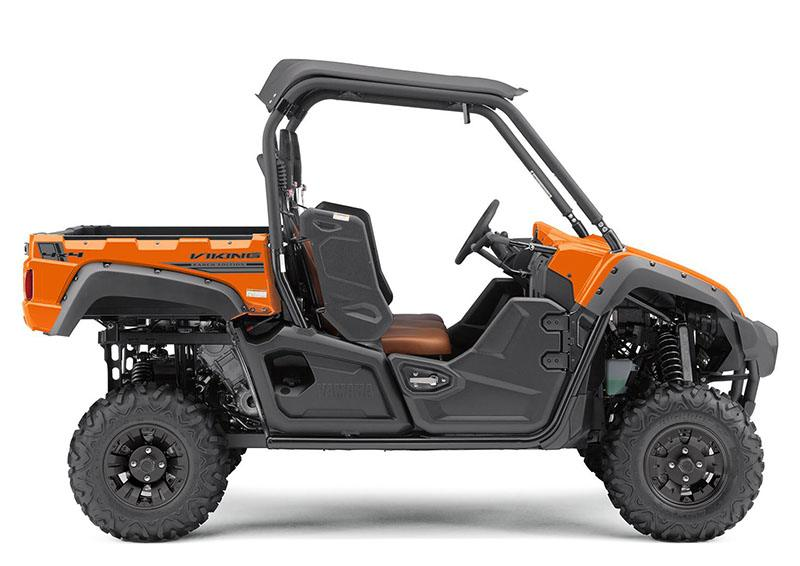 New 2020 Yamaha Viking Eps Ranch Edition Copperhead Orange Utility Vehicles In Middletown Nj