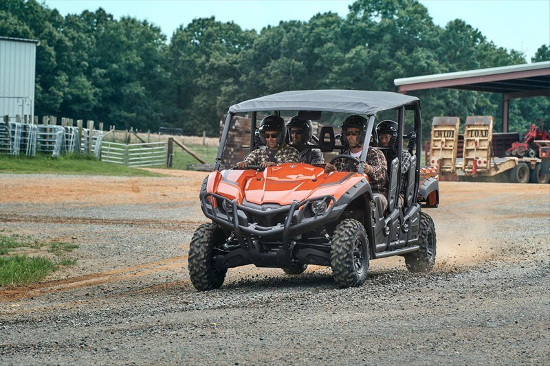 2020 Yamaha Viking VI EPS Ranch Edition in Clearwater, Florida - Photo 3