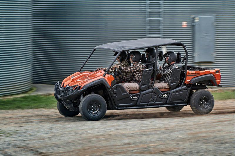 2020 Yamaha Viking VI EPS Ranch Edition in Sacramento, California - Photo 4