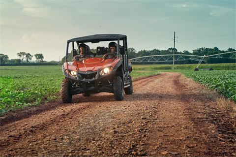 2020 Yamaha Viking VI EPS Ranch Edition in Massillon, Ohio - Photo 5