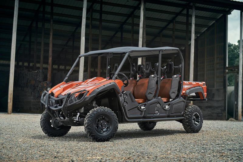 2020 Yamaha Viking VI EPS Ranch Edition in Orlando, Florida - Photo 9