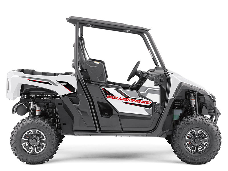 2020 Yamaha Wolverine X2 R-Spec in Ottumwa, Iowa - Photo 1