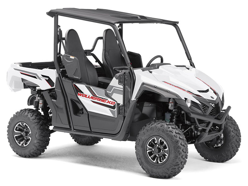 2020 Yamaha Wolverine X2 R-Spec in Hancock, Michigan - Photo 2