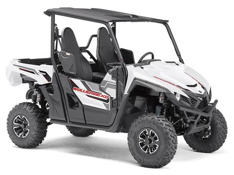 2020 Yamaha Wolverine X2 R-Spec in Geneva, Ohio - Photo 2