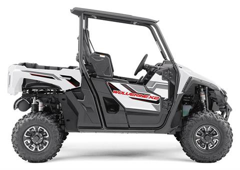 2020 Yamaha Wolverine X2 R-Spec 850 in Lewiston, Maine