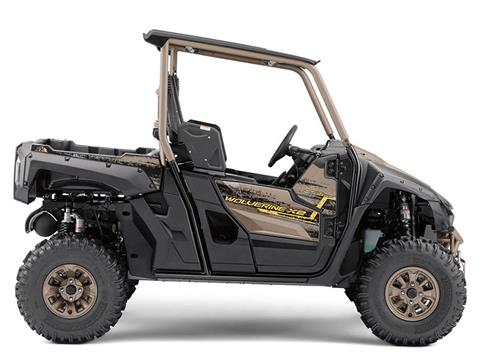 2020 Yamaha Wolverine X2 R-Spec XT-R in Sumter, South Carolina