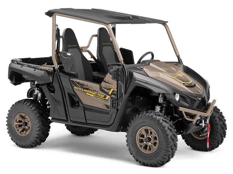 2020 Yamaha Wolverine X2 XT-R in Escanaba, Michigan - Photo 3
