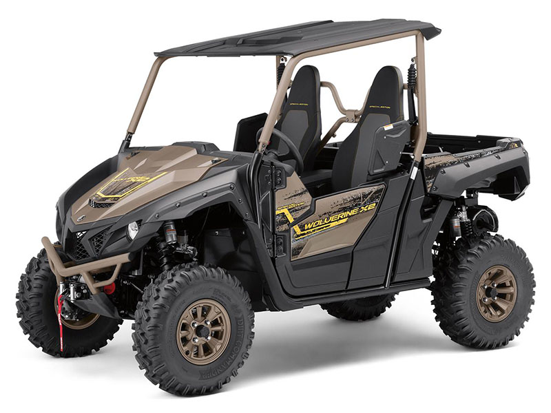 2020 Yamaha Wolverine X2 XT-R in Escanaba, Michigan - Photo 4