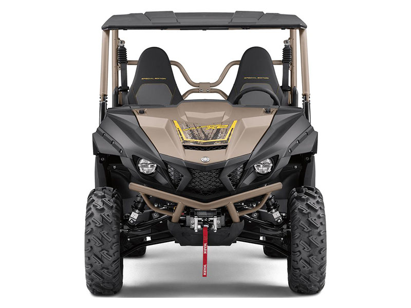2020 Yamaha Wolverine X2 R-Spec XT-R in Waynesburg, Pennsylvania - Photo 5
